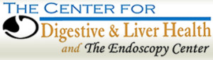 logo for The Center for Digestive adn Liver Health and The Edoscopy Center